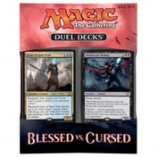 Magic The Gathering Duel Decks Blessed Vs Cursed
