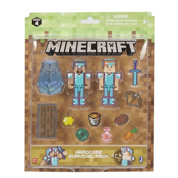Minecraft Hardcore Survival Pack - Image 1