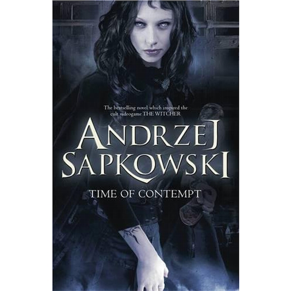 Time of Contempt: Witcher 4 (The Witcher) Paperback - 23 Jan 2014