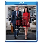 The Intern Blu-ray