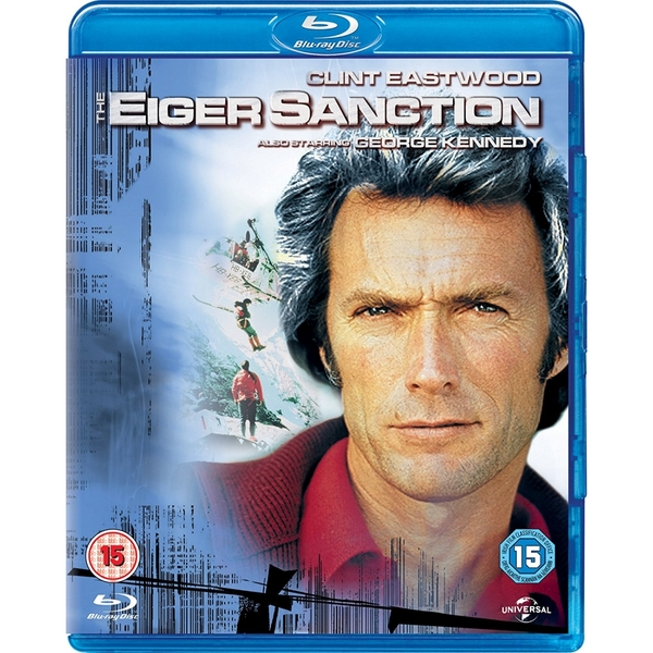 The Eiger Sanction Blu-ray
