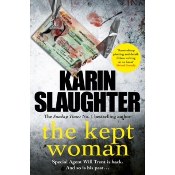 The Kept Woman : (Will Trent Series Book 8) Paperback, 2017