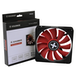 Xilence Performance C 140mm 700RPM PWM Red Fan - Image 2