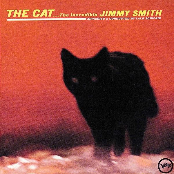 The Incredible Jimmy Smith - The Cat Vinyl