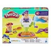 Play Doh Buzz N Cut Barber Shop Toy