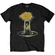 Greta Van Fleet - Cinematic Lights Men's Small T-Shirt - Black