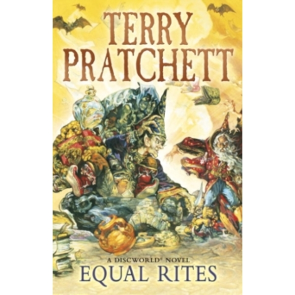Equal Rites: (Discworld Novel 3) by Terry Pratchett (Paperback, 2012)