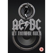 AC/DC Let There Be Rock DVD