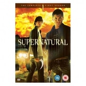 Supernatural The Complete First Season DVD