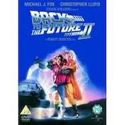 Back To The Future Part 2 DVD