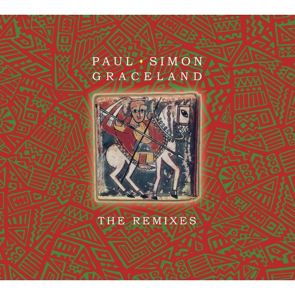 Paul Simon - Graceland The Mixers CD