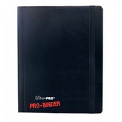 Ultra Pro 4 Pocket Pro Binder Black
