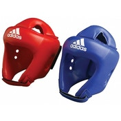 Adidas Boxing Rookie Headguard Blue L