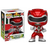 Red Ranger Metallic Limited Edition (Power Rangers) Funko Pop! Vinyl Figure