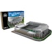 Newcastle United St James' Park Football Stadium 3D Jigsaw Puzzle - Image 2