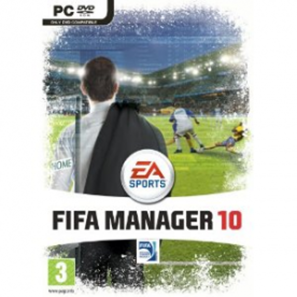 FIFA Manager 10 Game PC