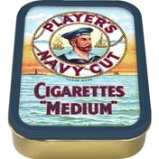 Collector Tin - Player's Cigarettes