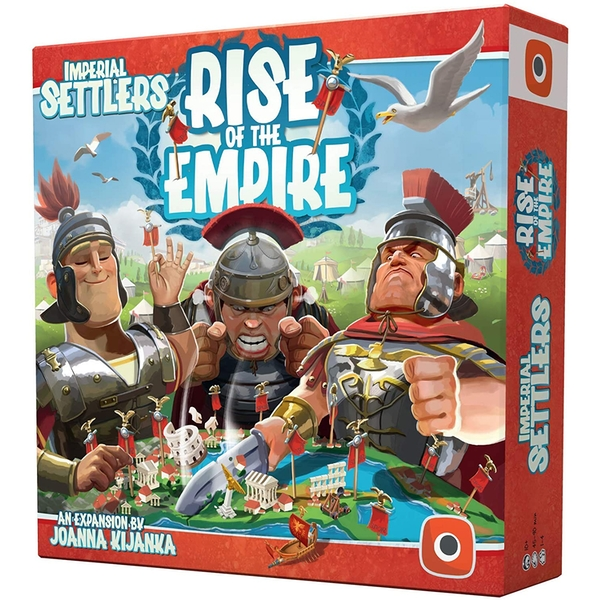 Imperial Settlers: Rise of the Empire Expansion Board Game
