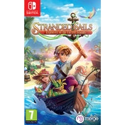 Stranded Sails Explorers of the Cursed Islands Nintendo Switch Game