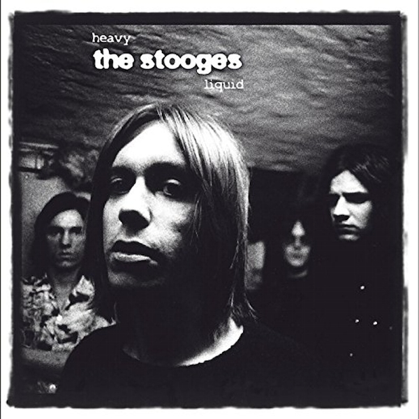 The Stooges – Heavy Liquid Limited Edition Blue Vinyl