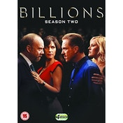 Billions: Season 2 DVD