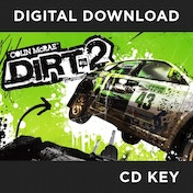 Colin McRae Dirt 2 PC CD Key Download for Steam