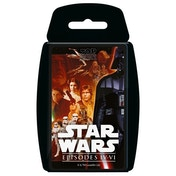 Star Wars 4-6 Top Trumps