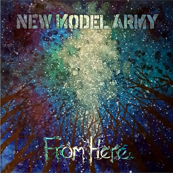 New Model Army - From Here Vinyl