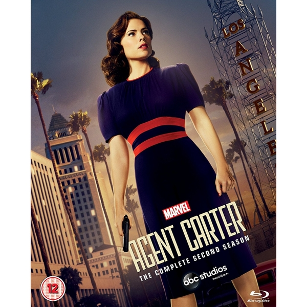 Marvel Agent Carter Season 2 Blu-ray