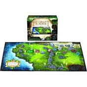 The Hobbit Middle Earth 4D Cityscape Jigsaw Puzzle