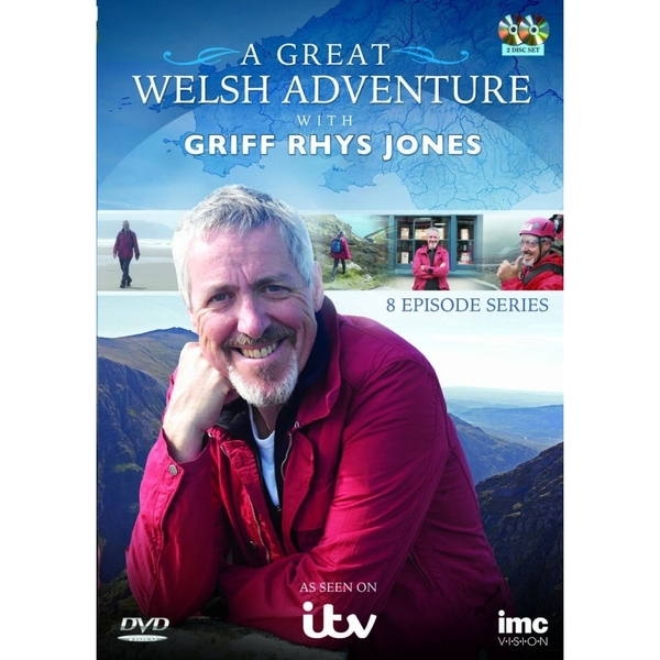 A Great Welsh Adventure With Griff Rhys Jones - As Seen on ITV1 DVD