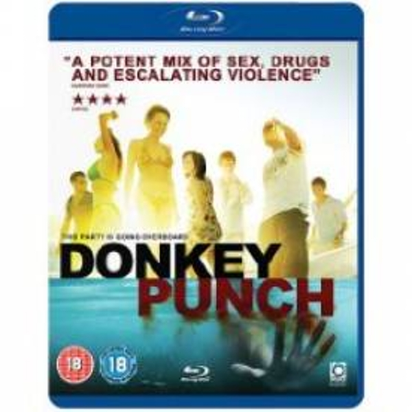 Donkey Punch Blu-Ray
