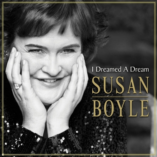 Susan Boyle I Dreamed A Dream CD