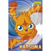 Moshi Monsters Katsuma Maxi Poster