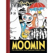 Moomin: The Complete Tove Jansson Comic Strip: Bk. 1 by Tove Jansson (Hardback, 2006)