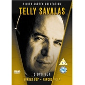 Telly Savalas Silver Screen Collection: Border Cop   Pancho Villa DVD
