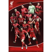 Liverpool - Players 18/19 Maxi Poster