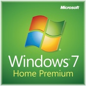 Microsoft Windows 7 Home Premiem SP1 x32 English 1 Pack