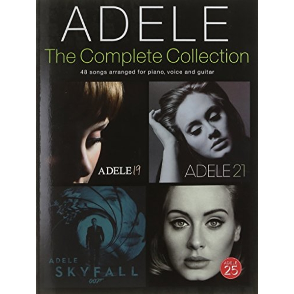 Adele: The Complete Collection by Music Sales Ltd (Paperback, 2016)