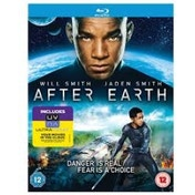 After Earth Blu-ray & UV Copy