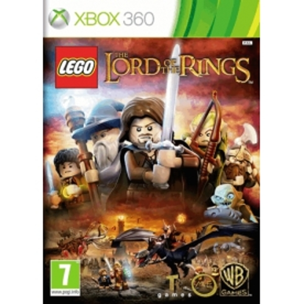 Lego Lord Of The Rings Game Xbox 360 - Image 1