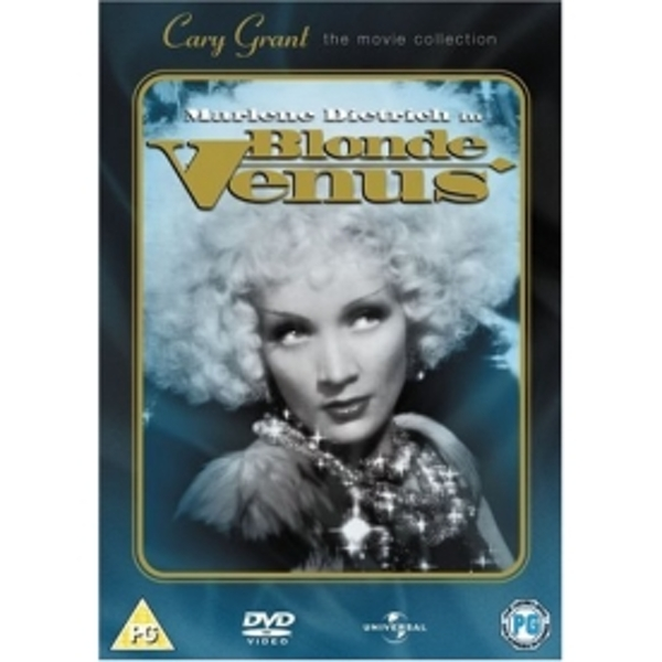 Blonde Venus DVD