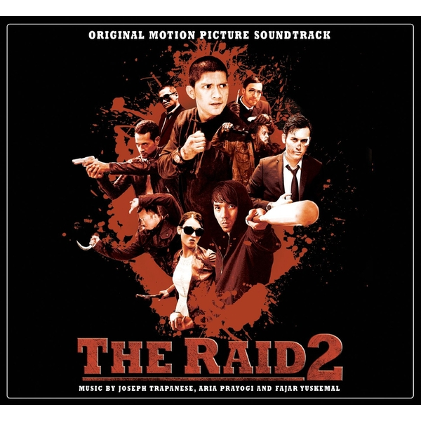 Variest Artists - The Raid 2 Soundtrack Vinyl