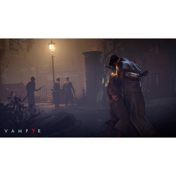 Vampyr PS4 Game - Image 5