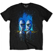 Pink Floyd - Division Bell Drip Men's Special Edition Small T-Shirt - Black