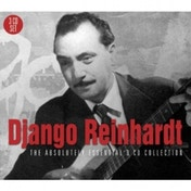 Django Reinhardt - Absolutely Essential Collection CD