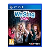 We Sing Pop PS4 Game