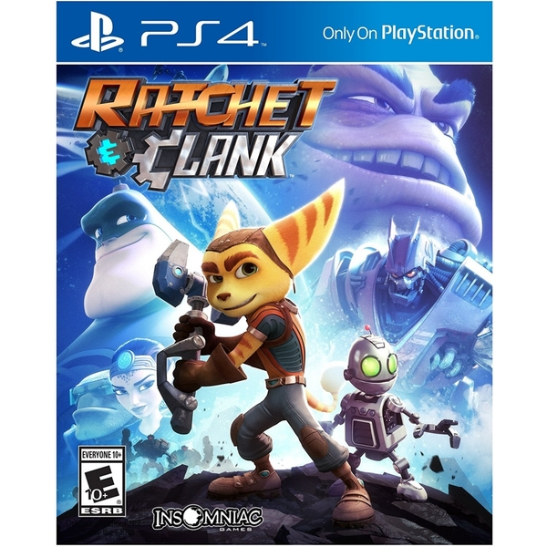 Ratchet & Clank PS4 Game - Image 1