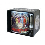 Boxed Mug - The Beatles (Sgt Pepper)