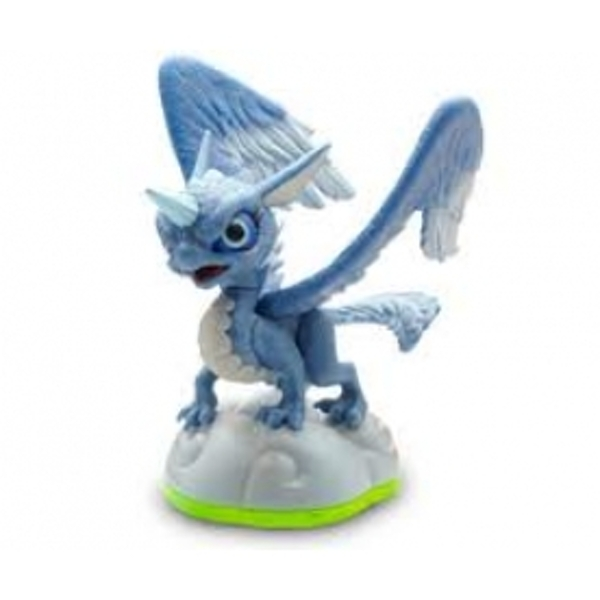 Whirlwind, Double Trouble, and Drill Sergeant (Skylanders Spyro's Adventure) Triple Character Pack F - Image 2